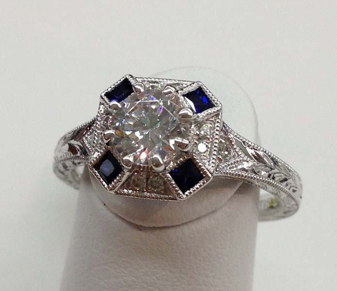 Engagement Ring E1005