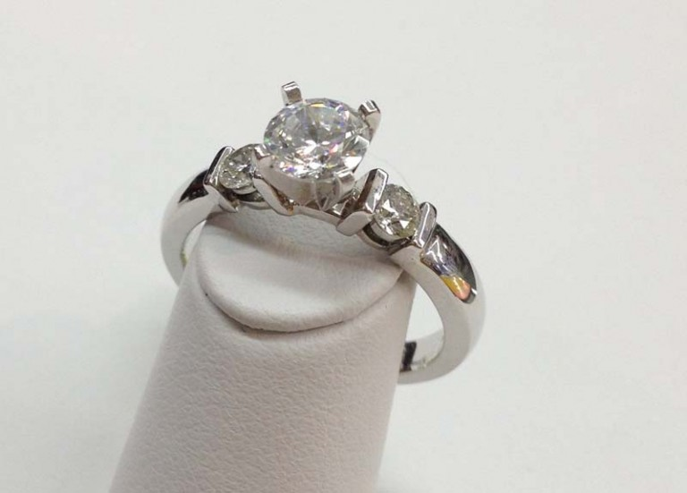 Engagement Ring E1016