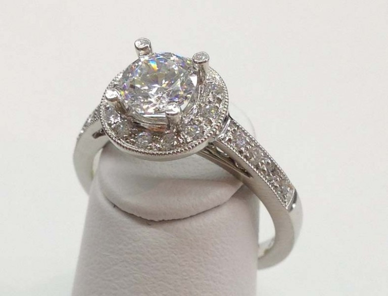 Engagement Ring E1023