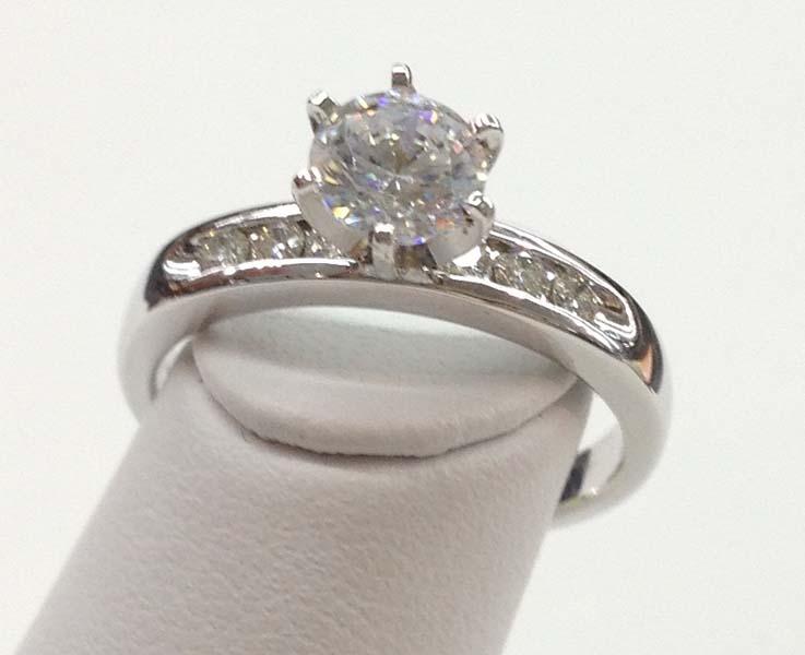 Engagement Ring 1091