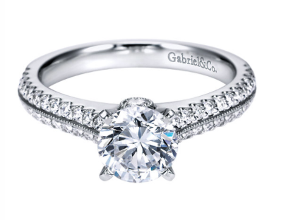 Engagement Ring E1003