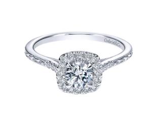 Engagement Ring E1008
