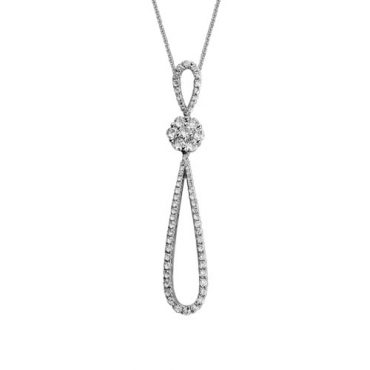 Diamond Pendant P1038