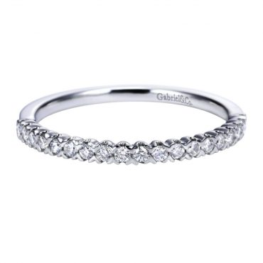 Diamonds, White Gold Wedding Ring WR1050