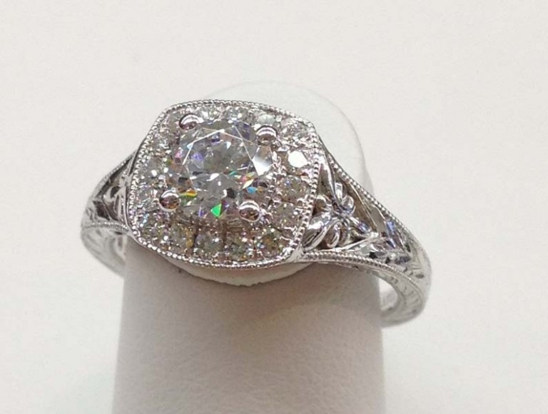 Engagement Ring E1001