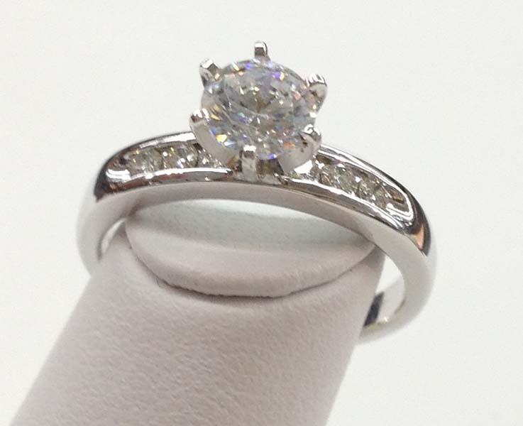 Engagement Ring 1091