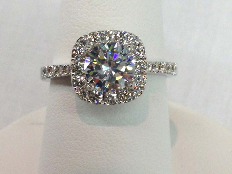 Engagement Ring E1183