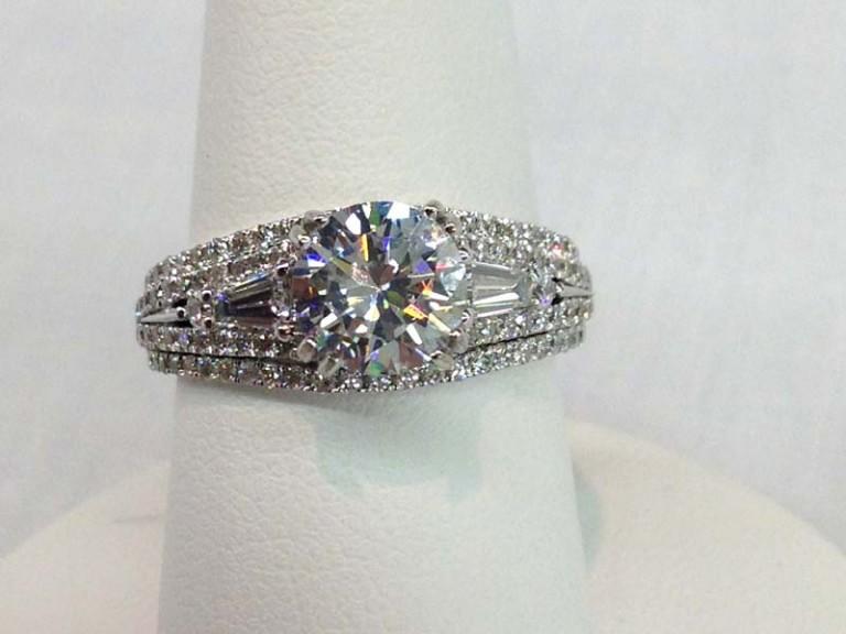Engagement Ring E1236