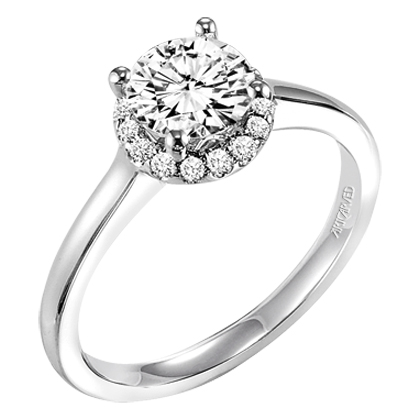 a wedding ring engagement ring e1204 ulmans jewlery 1204