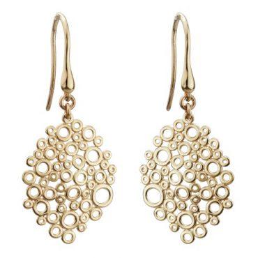 Gold Earrings ER1014