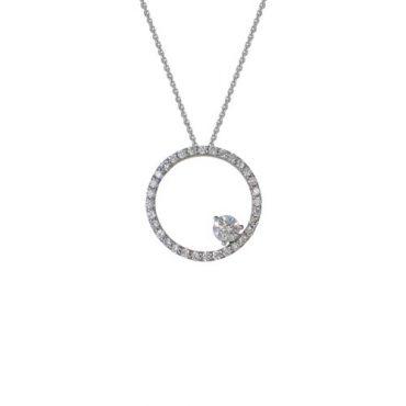 Diamond Pendant P1042