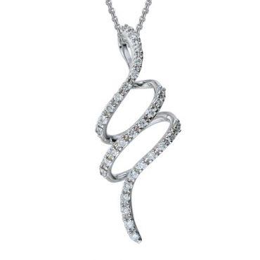 Diamond Pendant P1048