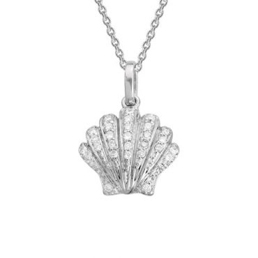 Diamond and Gold Pendant P1052