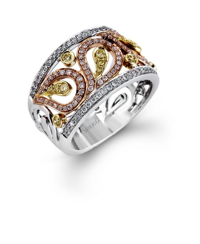 126d33bfa Gold and Diamond Ring R1021 - ULMANS JEWELRY